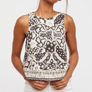 Free People Bare it All Tank